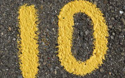 Seria 30 najważniejszych czasowników. Część pierwsza – 10 czasowników